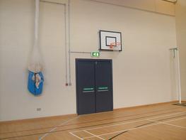 Sports Hall Doors image