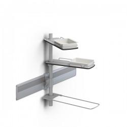 Modular shelves for PLUS walltrack image
