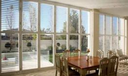 Security Plantation Shutters image