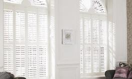 Arched Shutters  image
