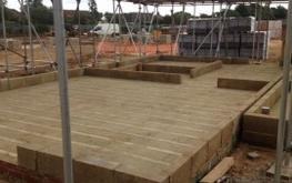 Concrete beam and block floors - Poundfield Products