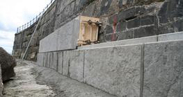 Marine and Coastal Defence Wall image