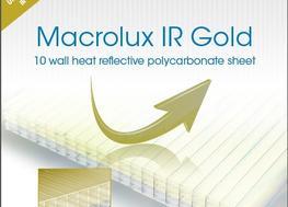 Macrolux Multiwall IR Gold: U-Value 1.1 image