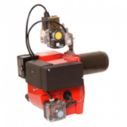 These burners are available for use on natural gas with a single stage on/off operation.       They are available for both conventional and ducted air options and are typically suitable for domestic and commercial hot water boilers and air heaters.  Sterling o...