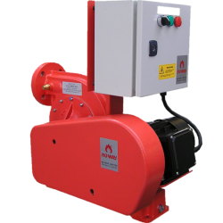 Gas boosters are used to increase the supply pressure of gas when a higher pressure is required to supply a gas burner.  The range is suitable for use on natural gas and town gas....
