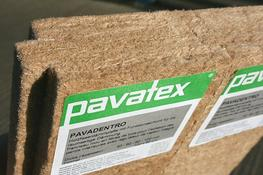 Pavadentro Internal Wood Fibre Insulation Board: Pavatex image