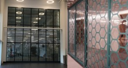 Fire Rated Cleanroom Modular Glazing M100 | UK Manufactured - Commercial Interiors, Laboratories, Cleanrooms, Advanced Manufacturing image