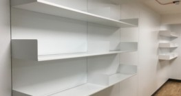 Wall System M100 Bi-Panel Demountable, Modular Partition System   UK Manufactured - Commercial Interiors, Laboratories, Cleanrooms, Advanced Manufacturing - MIDDAS