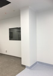 Wall System M100 Bi-Panel Demountable, Modular Partition System | UK Manufactured - Commercial Interiors, Laboratories, Cleanrooms, Advanced Manufacturing image