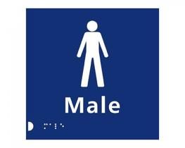 Male Braille Sign (BS0005) image
