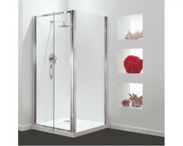 Coram Premier Pivot Glass Shower Screen Door (PPI76CUC) image