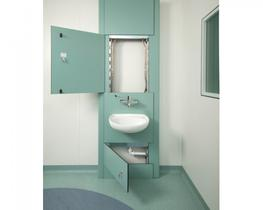 Healthcare Clinical Wash Basin Duct Module SGL (HCWBDM) image