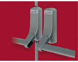Double Panic Bolt Exit For Doors Up To H2400 x W2440 mm (CW52319) image