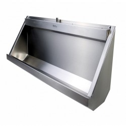 Pland Fife Stainless Steel 2.4m Urinal Trough image