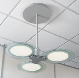 Triple LED Pendant image