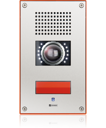 WS 211V CA - Emergency call station with AXIS video camera image