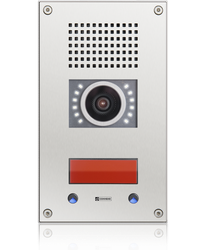 WS 311V CM - Emergency call station with video camera image