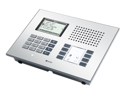 CD 800P I - Control Desk Base Terminal with Mono-LCD display image