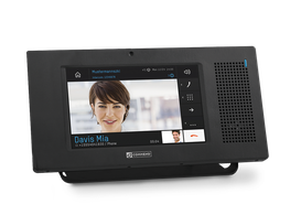 EE 980 CM - IP-Control Desk with Touchscreen and Camera image