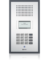 WS 800P - Wallmount Station with LCD Display image