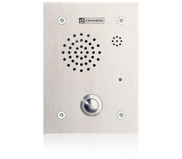 EF 862A - Vandal resistant station with call button image