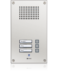 WS 200V - Vandal resistant station with call buttons image