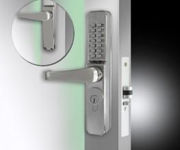 CL460 & CL465 Narrow Stile Codelock image