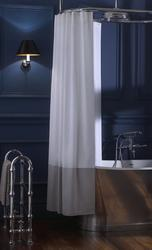 Chrome Shower Curtain Rail image