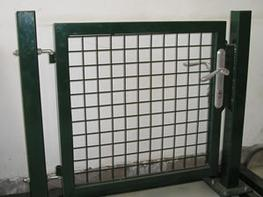 Gate of Welded Fence image