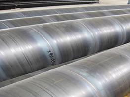Welded Steel Pipes can provide strength, flexibility and economy for applications requiring.  Welded Steel pipes are widely used for treated water transmission, raw water transmission, water and wastewater treatment plant piping, fittings, power plant piping ,...