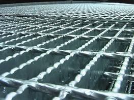 Welded steel grating is manufactured using an automated process combining hydraulic pressure with a powerful electric welding current which electro-forges the bearing bars and the cross bars to form a single rigid panel. Welded Steel Bar Grating is the most po...