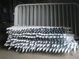 Temporary Fences in Welded Wire Mesh - Anping Vical