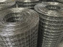 Stainless Steel Welded Wire Mesh in Panels or Rolls image