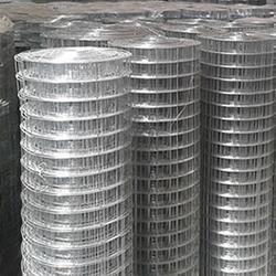Electro Galvanized Welded Wire Mesh image