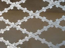 Straight Razor Wire Mesh-Frightening and Stopping Fencing - Anping Konhta Razor Wire Factory