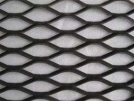 Expanded Metal Steel Sheet image