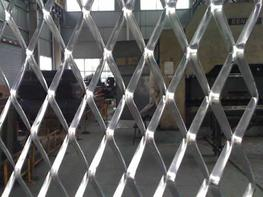 Expanded Metal Fencing image