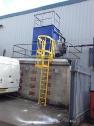 GRP Fibreglass Ladders and Ladder Guards - Anglia Composites Ltd