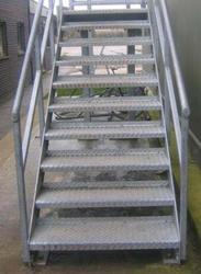 Anti slip tread covers are a simple and cost effective way to provide superior slip resistance on stair ways. They are extremely durable and completely corrosion resistant. They have a contrasting nosing for high visibility. Anti slip tread covers can be cut a...