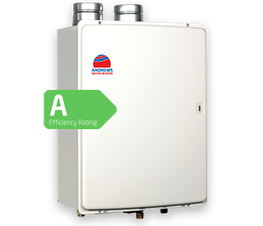 The FASTflo+ from Andrews Water Heaters is a wall hung condensing instant water heater. It is very easy to install with only three simple connections to fit (gas, cold water in and hot water out). The FASTflo+ meets the requirements of the ErP directive. It is...