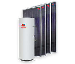 SOLARflo - Solar Central Heating Systems image