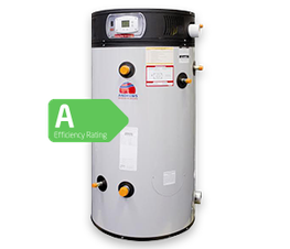 The ECOflo is a fully condensing direct fired water heater that will meet the requirements of the forthcoming ErP directive. It can be fully integrated into a Building Management System (BMS) for easy management. It is suitable for large commercial properties ...