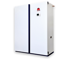 The COMBIflo from Andrews Water Heaters is a range of condensing stainless steel water heaters. With space heating capability, the COMBIflo produces both hot water and heating from a single heat generator and storage vessel enclosed in one cabinet....