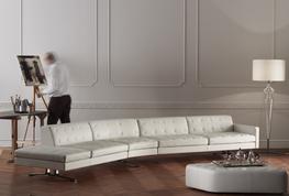 Kennedee - Domestic Living Room Furniture - Poltrona Frau