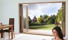 With a Polar Bi-folding door you can bring the garden into your home. Introducing the high specification Polar uPVC Bi-folding doors, designed to make any room feel bigger and to bring your garden into your home, they look stunning from the outside too, making...