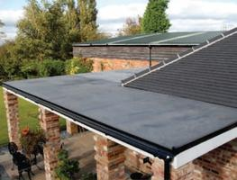 Polar Windows rubber flat roofs are guaranteed for 20 years, with a 50 year life expectancy, so if you are having problems with your leaking flat roof, then look no further than Polar Windows. Our trained and highly skilled fitters will come and install your F...
