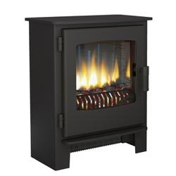 Enjoy the look of a real coal fire with the convenience of just flipping a switch. The Desire electric stove is available in three sizes to suit almost any setting....