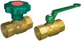BROEN UNIKUM®& TECNICA®full-flow ball valves image