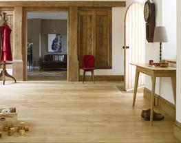 Traditional Elegance Oak Flooring image