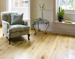 Traditional Cottage Oak Flooring image
